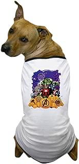 CafePress Avengers Assemble Halloween 2 Dog Dog T-Shirt