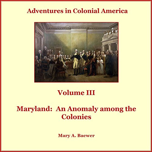 Adventures in Colonial America cover art