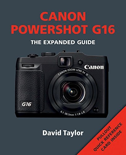 [(Canon Powershot G16)] [ By (author) David Taylor ] [April, 2015]