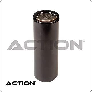 Action Black Coin Holder
