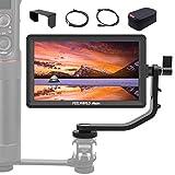 Feelworld-Master-MA6P-カメラ撮影モニター-5.5インチ 一眼レフ モニター 1280*1080 フルHD 4K対応 フィールドモニター ジンバル用モニター Cannon Nikon パナソニック SONY対応 サンシェード付き【日本語サポート】