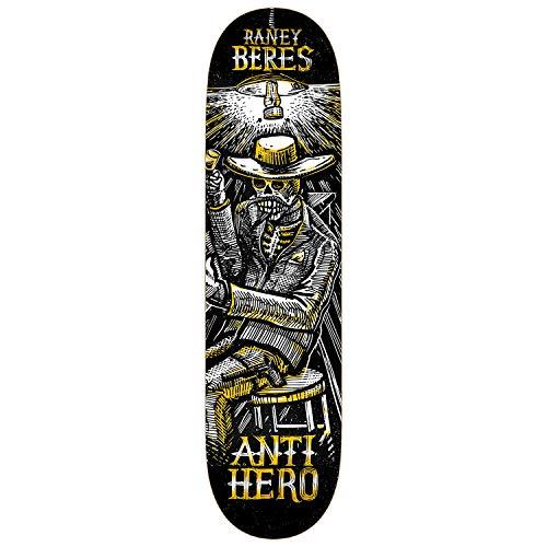 Plateau Skate Antihero Skateboards Aguardiente beres 8.12 x 31.38
