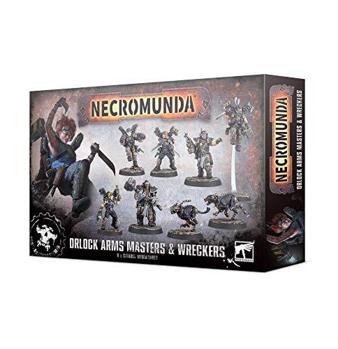Necromunda: Orlock Arms Masters y Wreckers (PREPEDIDO)