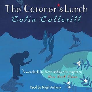 The Coroner's Lunch Titelbild