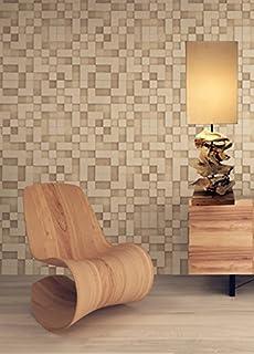 Grafinteriors Lampadaire design XL en bois flotté,XL 70cm de haut