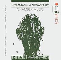 Homage a Igor Stravinsky