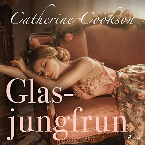 Glasjungfrun audiobook cover art