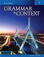 Grammar in Context, 5/e Book 1 : Student Book (320 pp)