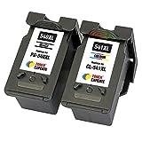 PG540 PG-540XL CL541 CL-541XL TONER EXPERTE 2 XL Cartouches d'encre compatibles avec...