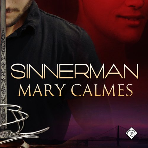 Sinnerman audiobook cover art