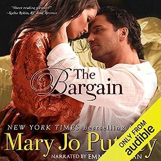 The Bargain audiobook cover art