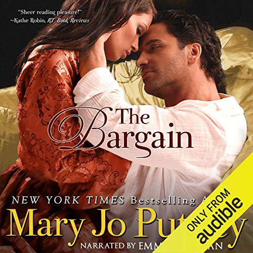 The Bargain Audiobook By Mary Jo Putney cover art