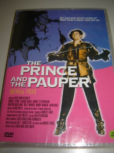 The Prince and the Pauper (1937) / REGION FREE ... 7532266044 Book Cover