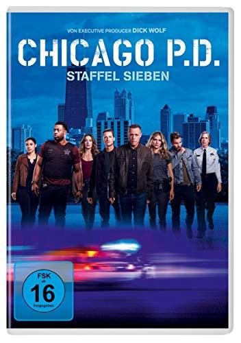 Chicago P.D. - Staffel sieben [6 DVDs]