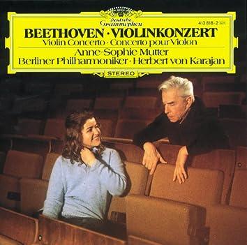 ベートーヴェン:ヴァイオリン協奏曲 ニ長調