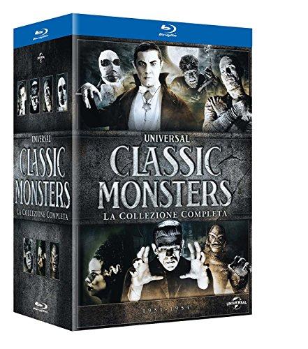 Classic Monster Boxset (7 Blu-ray)