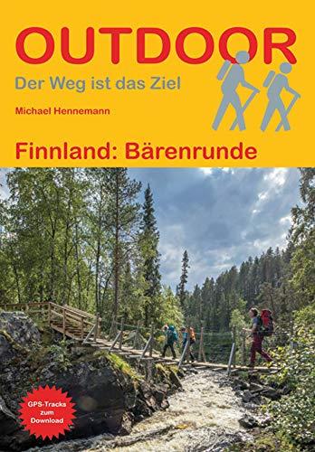 Finnland: Bärenrunde (Outdoor Wanderführer)