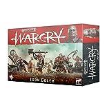 Games Workshop Warhammer AoS - Grito de Guerra: Golem de Hierro