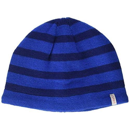 ESPRIT Rp9000207 Knit Hat Cappello, Blu (Bright Blue 442), 43/45 (Taglia Produttore: M) Bambino