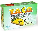 Taco The Game by Levity Games - Start a Hilarious Food Fight with Your Friends - Family Friendly, Strategic Party Game for Adults, Teens and Kids