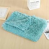 Liveinu Kunstpelz Shaggy Hundedecke Katzen Decke mit Super Soft Weiche Zweiseitige Flauschige...