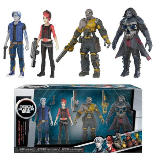 Funko Set Figuras Action Ready Player One