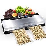 Best Food Sealers - KOIOS Vacuum Sealer Machine, 85kPa Automatic Food Sealer Review
