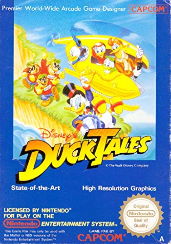 Disney`s Duck Tales