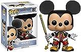 Funko POP! Kingdom Hearts #261 MICKEY (Japan) - Figuras de vinilo 9 cm...