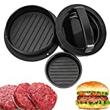 Burger Press Hamburger Patty Maker Slider Press Stuffed Burger Patty Press Regular Burger