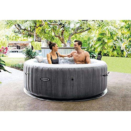 Intex Greywood Deluxe PureSpa - 4 places