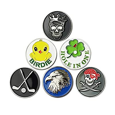 GOLTERS Golf Ball Markers