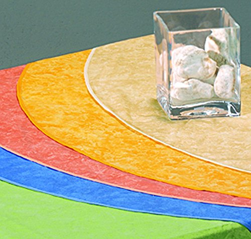 BEST 09830690 – Nappe de Table Ovale – Vert, 210 x 160 cm
