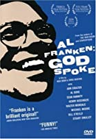 Al Franken: God Spoke [DVD] [Import]