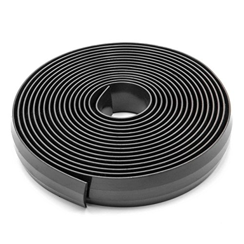 vhbw Magnetband Begrenzungsstreifen für Saugroboter z.B. kompatibel mit Ecovacs Deebot U2, U2 Pro - 4,5 m