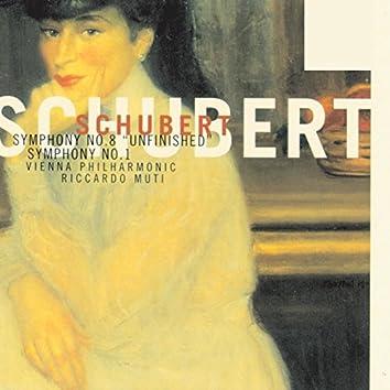 "Schubert - Symphonies Nos. 1 & 6 ""Unfinished"""