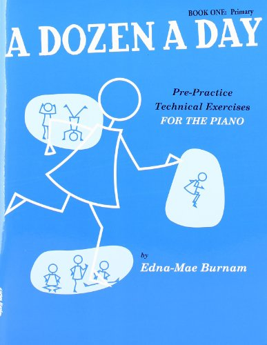 A Dozen A Day Book One: Primary [Lingua inglese]