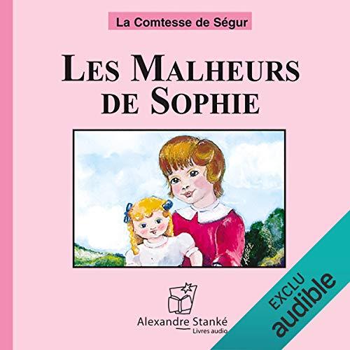 Les malheurs de Sophie  audiobook cover art