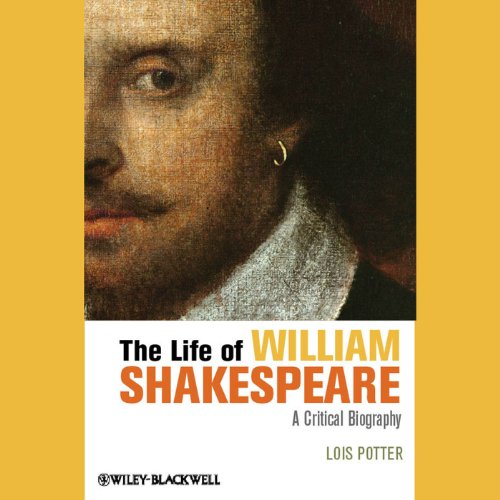 The Life of William Shakespeare audiobook cover art