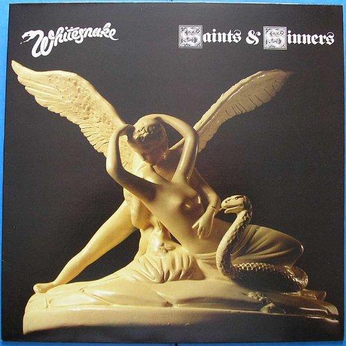 SAINTS AND SINNERS LP (VINYL ALBUM) UK LIBERTY 1982
