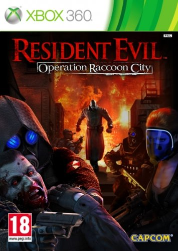 Resident Evil: Operation Raccoon City [Importación italiana]