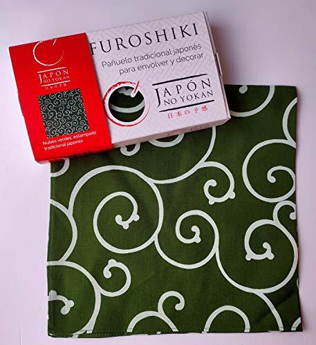 Japón no Yokan Furoshiki pañuelo Tradicional japonés para Envolver y Decorar
