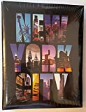 New York City NYC Photo Album - Holds 4x6 Pictures (Holds 100 Pictures)
