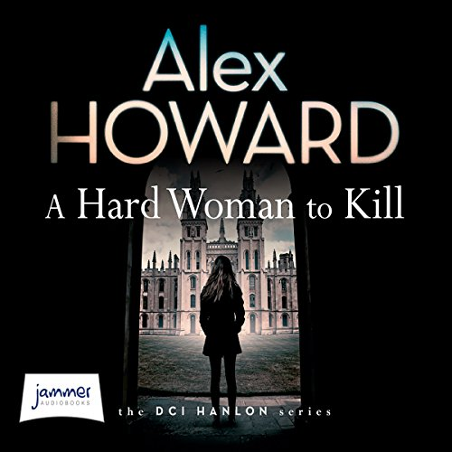A Hard Woman to Kill audiobook cover art
