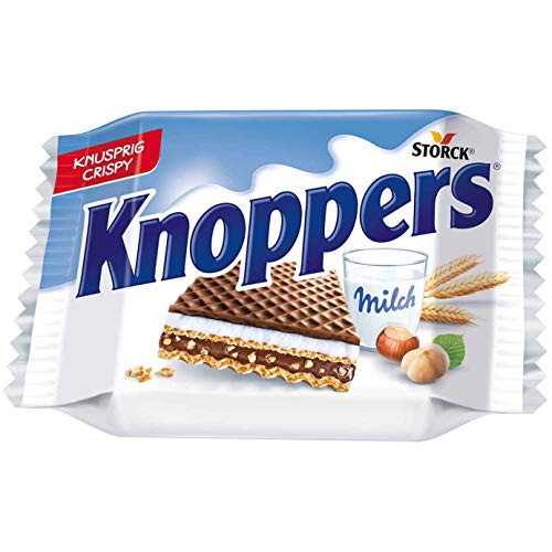 Knoppers 8er Pack 6x200g