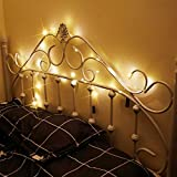 10 Stück LED Flaschenlicht, 20 LEDs 2M Lichterkette Kupferdraht batteriebetriebene Weinflasche Lichter mit Kork Schnurlicht für DIY Deko Weihnachten Party Urlaub Stimmungslichter (Warmweiß) - 4