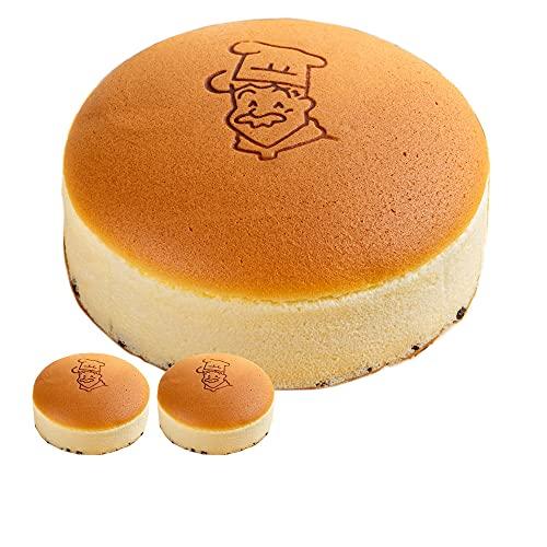 【公式】りくろーおじさんの店 焼きたてチーズケーキ (2個入り)