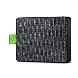 Seagate Ultra Touch SSD de 1 TB portátil, Disco duro de estado sólido externo, negro, USB-C USB 3.0 para PC MAC y la aplicación Seagate Mobile Touch para Android, Mylio y Adobe (STJW1000401) (B0886YVSRK) | Amazon price tracker / tracking, Amazon price history charts, Amazon price watches, Amazon price drop alerts