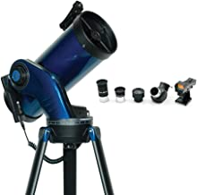 Meade Instruments 218004 StarNavigator NG 130 Reflector Telescope, Blue