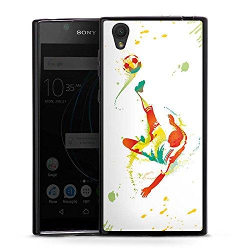 DeinDesign Sony Xperia L1 Coque en Silicone Étui Silicone Coque Souple Buteur